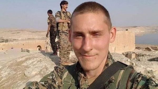 Un Britannique combattant avecles Kurdes se suicide pour ne pas tomber dans les mains des barbares de l'Etat islamique