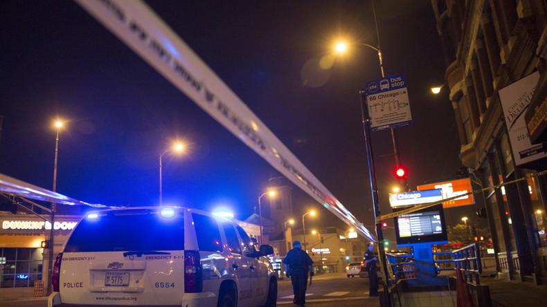 Chicago : un enfant de deux ans abattu d'une balle dans la tête en direct sur Facebook Live