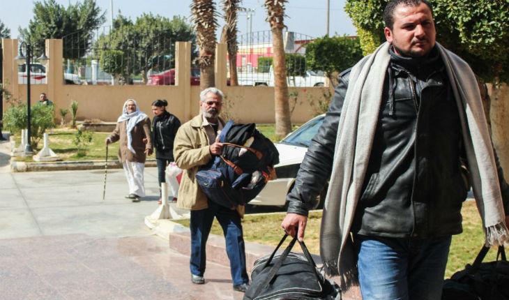 Egypte : les Chrétiens contraints à l'exode
