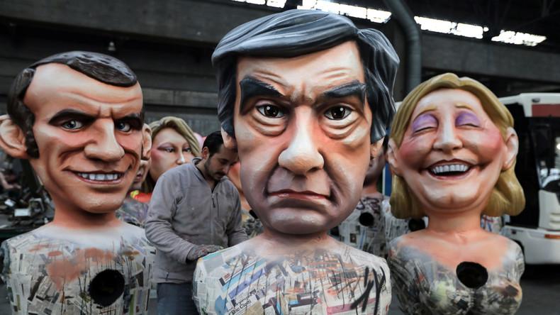 Révélations : La promo de l'ENA de Macron derrière l'affaire Fillon ?