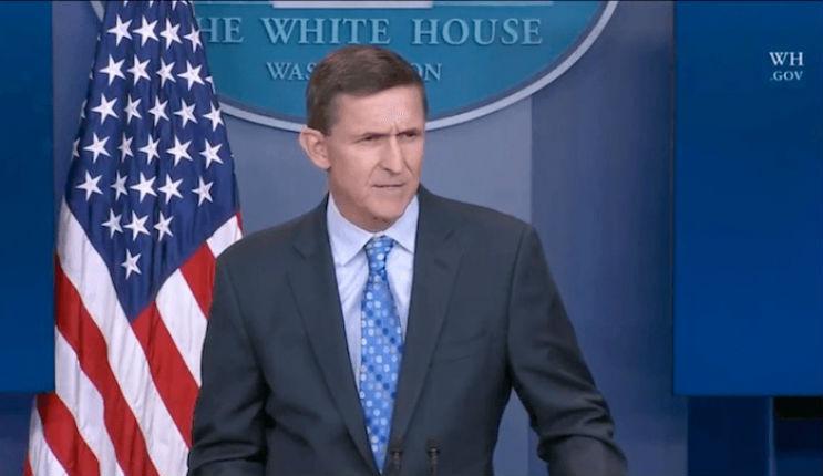 Le Général Flynn, conseiller sécurité de Trump : « il faut arrêter de nier les liens entre violence islamique et Islam »