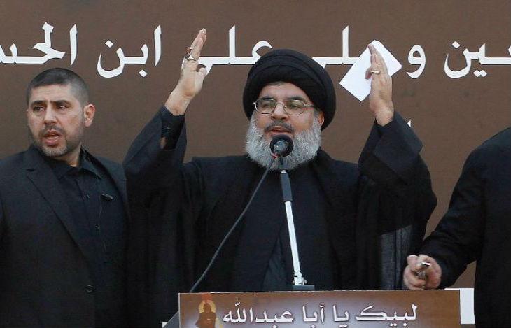 Le leader du Hezbollah, Nasrallah, qualifie Trump de «stupide» qui «révèle le vrai visage de la société américaine»