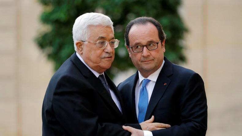 Quand 153 parlementaires demandent à Hollande de reconnaître un «Etat palestinien», qui n'existera peut être jamais, pour draguer le vote des banlieues