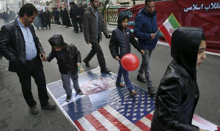 Le ton monte entre l'Iran et l'Amérique