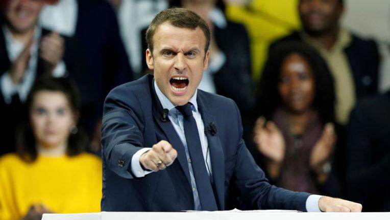 Révélations : La Russie a lancé une opération « Tout sauf Macron » pour saboter ses chances