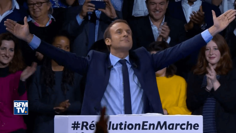 Pas besoin de chaine Youtube, BFMTV la télévision au service de Macron
