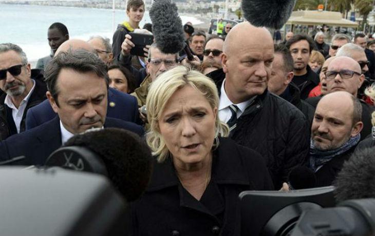 Marine Le Pen : «Rien n'est fait pour limiter le risque d'attentat»