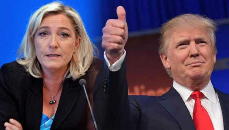 Marine Le Pen n'est pas du tout Donald Trump. Par Guy Millière