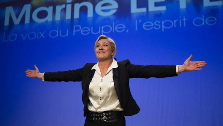 Marine Le Pen veut « interdire la kippa pour lutter contre l'Islam »… ce serait la « contribution juive » au combat contre l'Islam radical