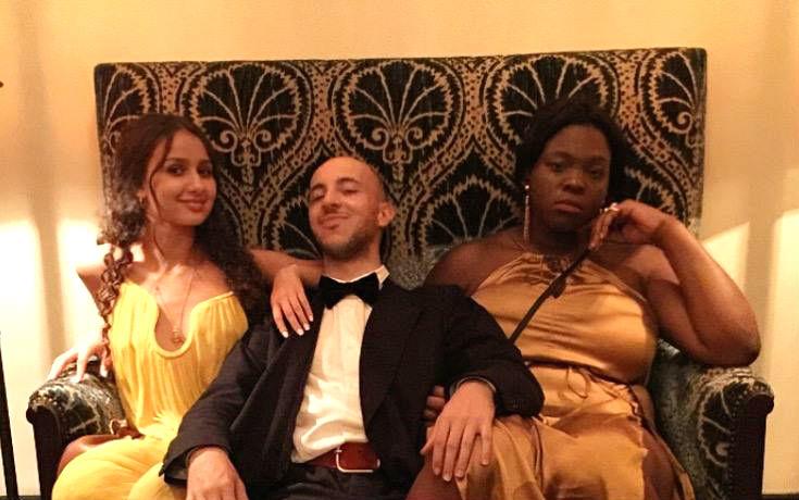 Quand Oulaya Amamra, lauréate des Césars et copine de l'antisémite Meklat, postait des tweets racistes et homophobes
