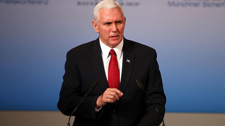 Mike Pence  «Les USA ne permettront jamais à l'Iran d'être une menace nucléaire pour Israël»