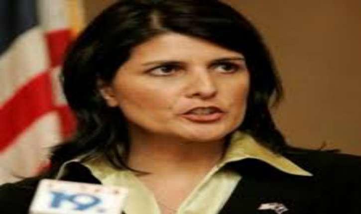 Nikki Haley fustige le conseil des droits de l'homme : «L'ONU adopte plus de 70 résolutions contre Israël, un pays des droits de l'homme, et seulement sept résolutions contre l'Iran, un pays avec un bilan catastrophique, quelque chose est sérieusement erroné»