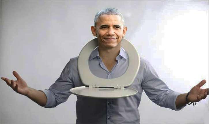Trump aux prises avec l'héritage grandiose de Barack Hussein Obama