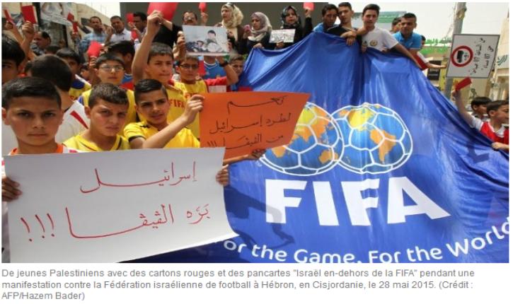 Apologie du terrorisme : Le Centre Wiesenthal demande à Berlin de cesser de financer des équipes palestiniennes