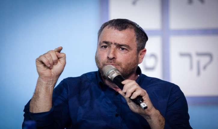 Israël : Shimon Riklin dénonce la tradition de délation de la gauche
