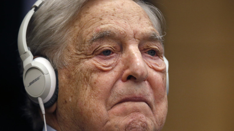 George Soros, le milliardaire d'extrême gauche, finance le Consortium international des journalistes d'investigation (ICIJ) qui a lancé les « Paradise papers »
