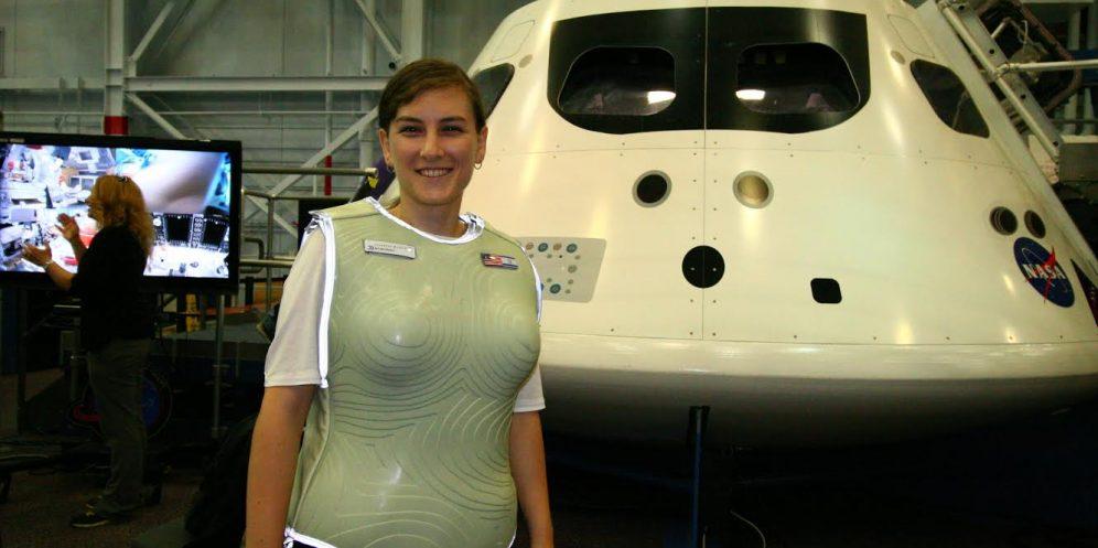 Israel met au point une combinaison destinée à la vie sur Mars