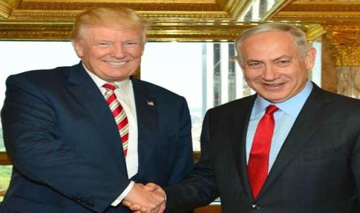 Trump :  «Nos relations avec Israël vont s'améliorer»