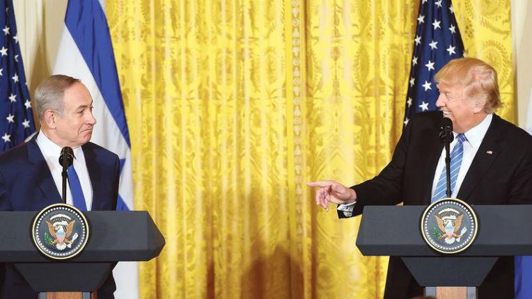 [Vidéo] Les points forts de la rencontre Trump-Netanyahu