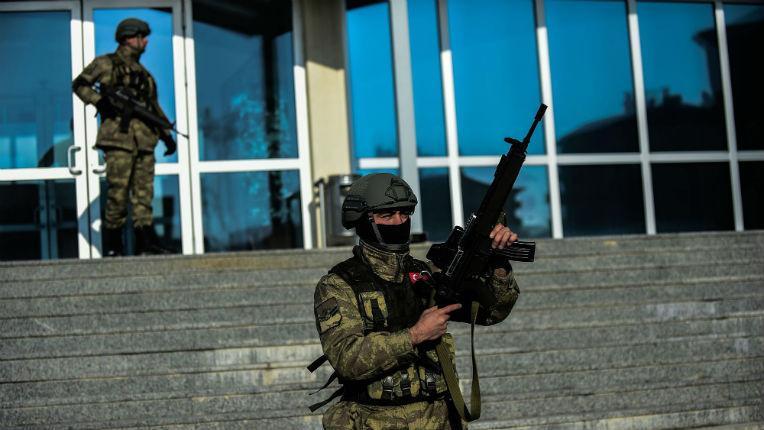 Turquie : arrestation de 400 membres présumés de l'Etat islamique