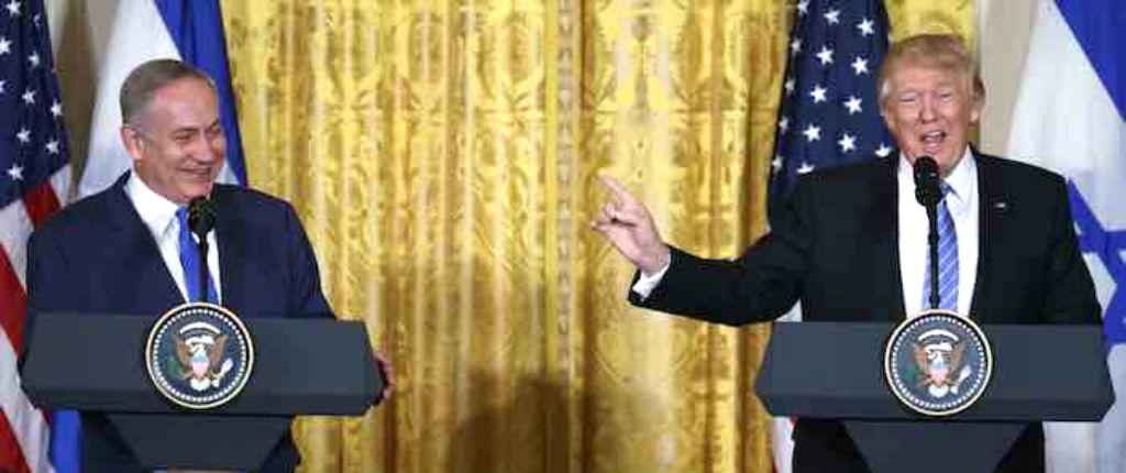Trump et Netanyahu ont décidé de construire une alliance