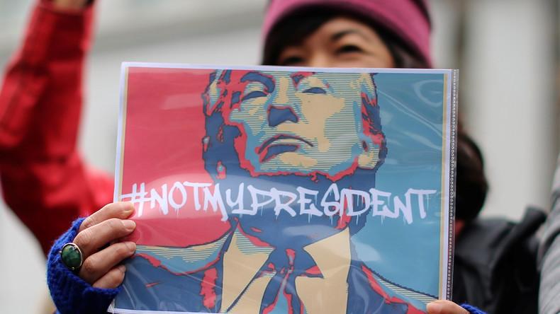 NSA, CIA et FBI chercheraient à renverser Donald Trump