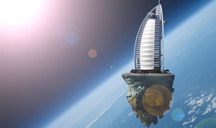 Les Emirates Arabes Unis souhaitent coloniser la planète Mars d'ici 2117