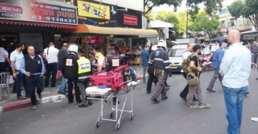 Israël : Six blessés dans l'attaque terroriste sur le marché de Petak Tikva