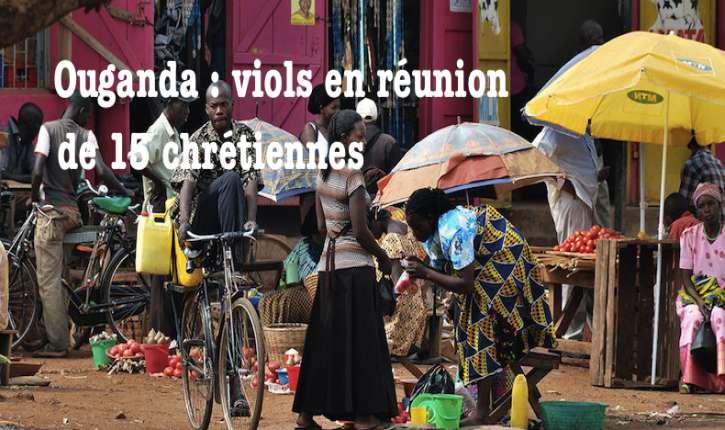 Ouganda : viols en réunion de 15 chrétiennes par des musulmans
