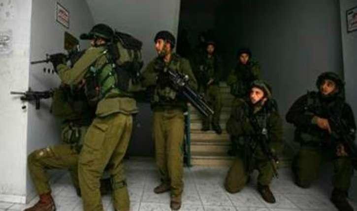 Démantèlement d'une cellule terroriste palestinienne du Hamas, prévoyant des attaques en Israël