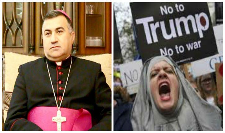 Archevêque irakien Bashar Warda au sujet du décret Trump: « où étaient les manifestants quand Daech massacrait les chrétiens ? »