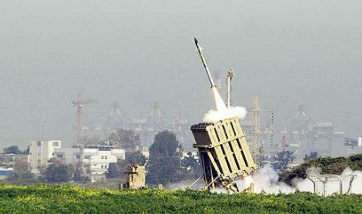 [Vidéo] L'état islamique déclare la guerre à Israël. 3 roquettes interceptées par le Dôme de fer