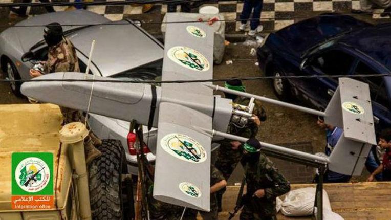 Israël intercepte un drone du Hamas lancé depuis Gaza