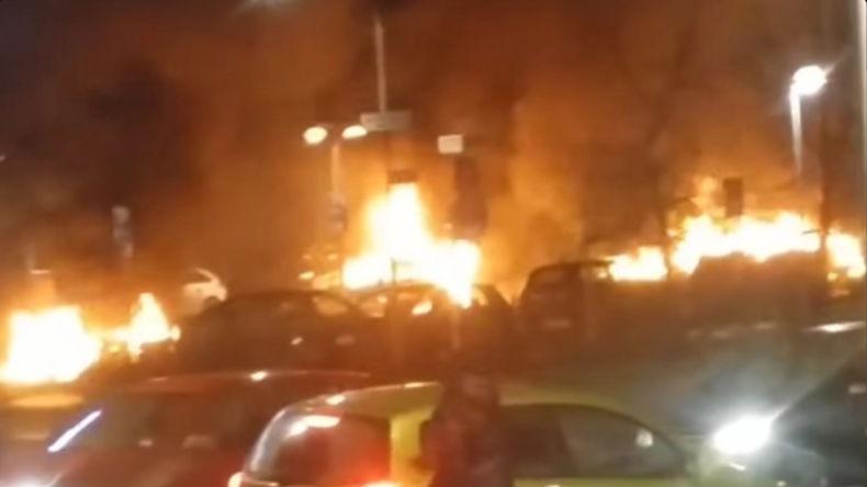 [Vidéo] Suède : Trump avait prédit les graves émeutes dans les quartiers majoritairement peuplés d'immigrés. Images impressionnantes