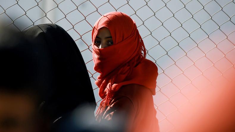 Barbarie islamique : Des femmes battues, mariées de force et violées devant leurs enfants par Daesh
