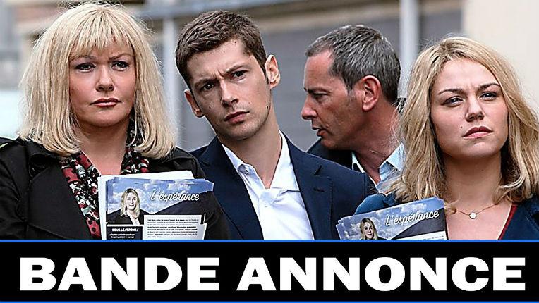 Le FN dénonce la sortie du film anti-FN «Chez nous» à deux mois des présidentielles «financé avec l'argent public»