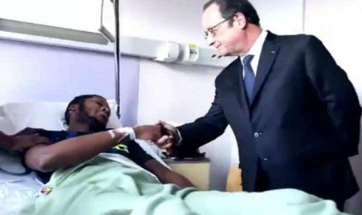 Aulnay-sous-Bois : Comment un président de la République a-t-il pu aussi rapidement offrir son appui alors que l'enquête est encore en cours ?