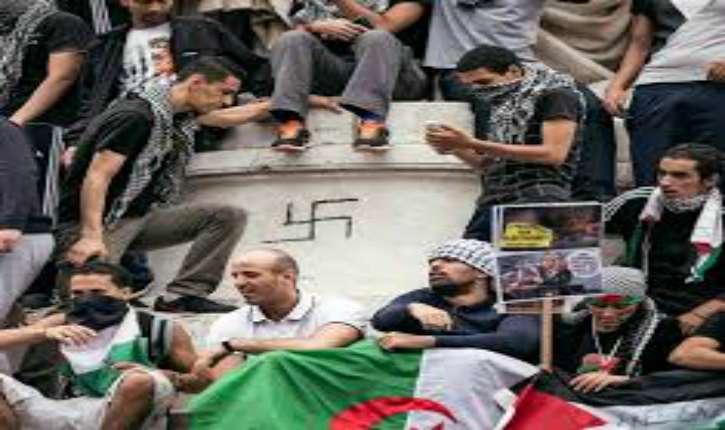 [Vidéo] Aquila de France contre Mohamed Sifaoui. L'antisémitisme «C'est le message d'Allah, de Mahomet, c'est dans le livre saint des musulmans»