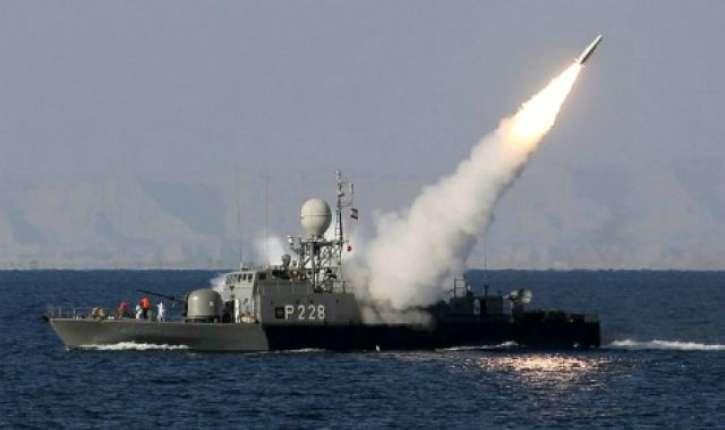 Iran. Exercices militaires de grande envergure : la marine teste des missiles lors d'exercices dans le Golfe