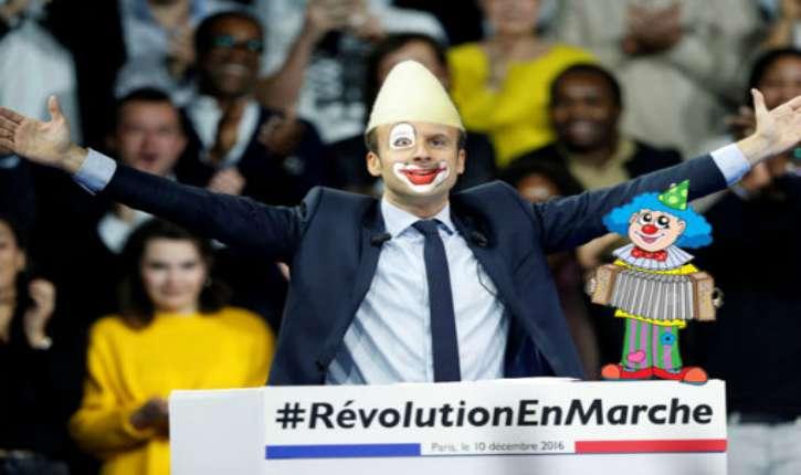 Le « programme » Sécurité de Macron : Incohérent, dénué de réalisme et ringard!
