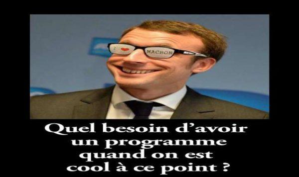 Hamon ne serait-il pas l'idiotutile des espérances présidentielles de Macron ?