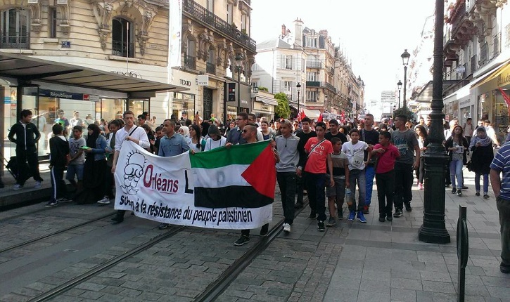 Orléans: le PCF pris en plein délit d'antisémitisme
