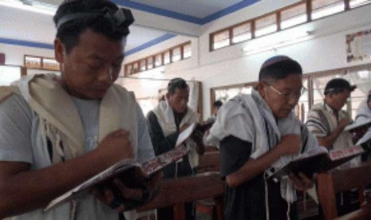 [Vidéo] Inde : les Kukis, descendants d'une tribu perdue d'Israël, devenus gardiens de l'Etat Hébreu