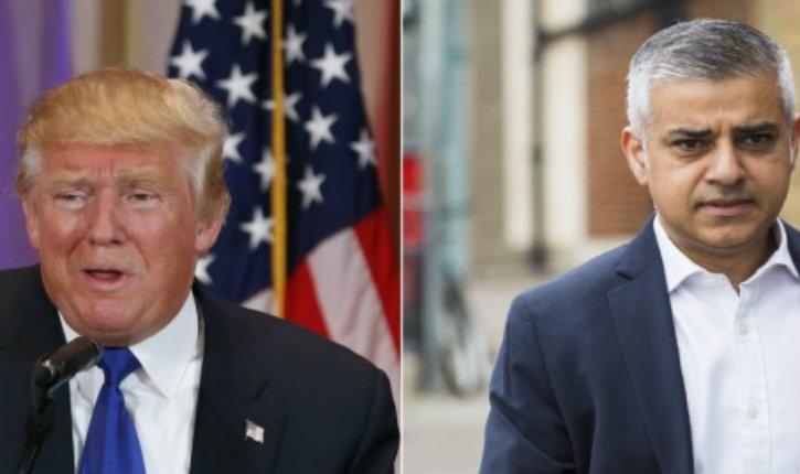 Pour dénoncer le décret Trump le maire de Londres accueillera 11 diplomates de pays qui interdisent l'entrée aux israéliens