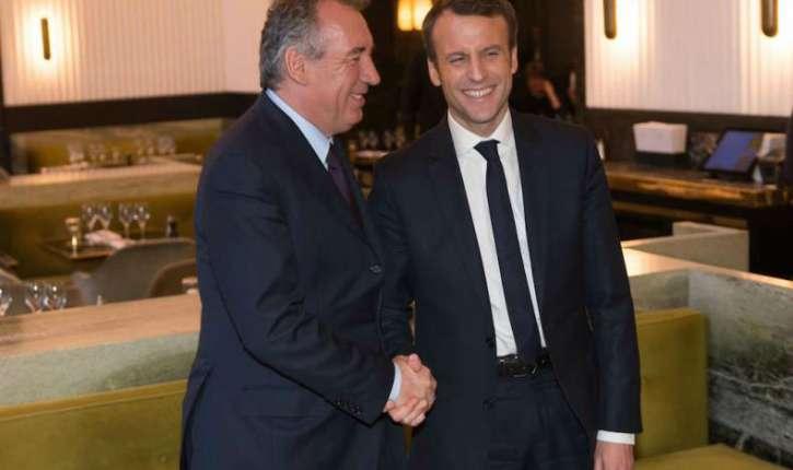 Législatives : Macron offrirait à Bayrou 96 investitures pour ses élus MoDem
