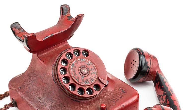 Le téléphone de la Shoah d'Hitler vendu 243 000 dollars