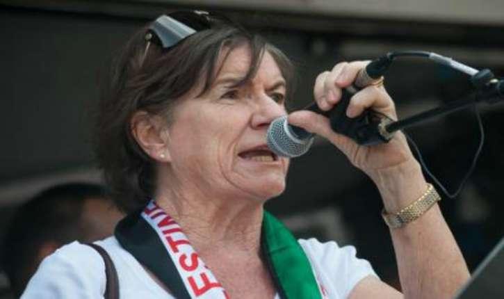 La députée britannique Jenny Tonge, accuse Israël de la montée de l'antisémitisme en Grande-Bretagne