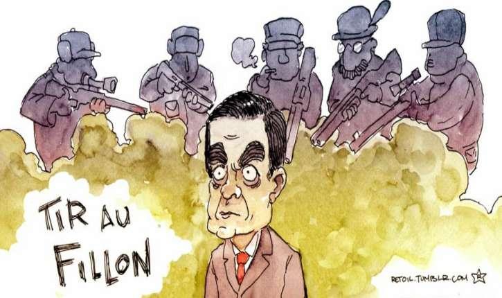 «Affaire Fillon» : La grande manipulation des Médias et du gauchisme mondain, porteurs de la haine de soi!