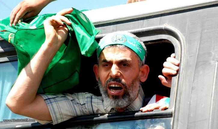 Paix Israelo-palestinienne: voici le nouveau chef du Hamas, Yahya Sinwar