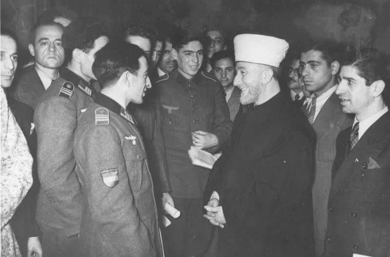 Quand l'AFP nie les relations historiques islam/nazisme